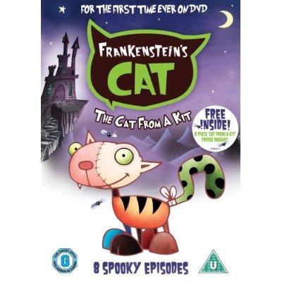 Frankenstein's Cat: 8 Episodes [Region 2]