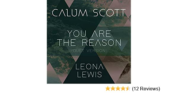 free download mp3 you are the reason calum scott ft leona lewis