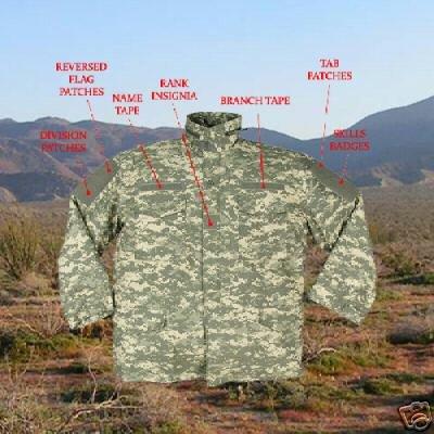 Acu M-65 Field Jacket (ACU Digital Camouflage Army M-65 Field Jacket 8540 Size 2X-Large)