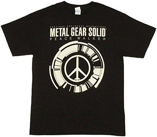 Metal Gear Solid Peace Walker T-Shirt XX-Large