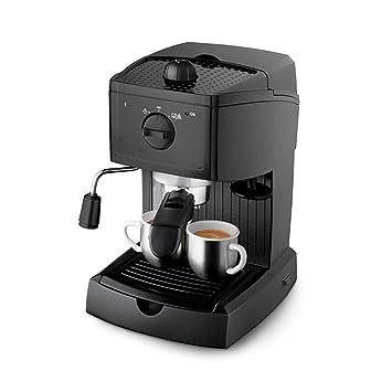 DSKJ Maquina De Cafe Máquina De Café Espresso Casa Cafetera Semi Automática Cafetera De Bomba: Amazon.es: Hogar
