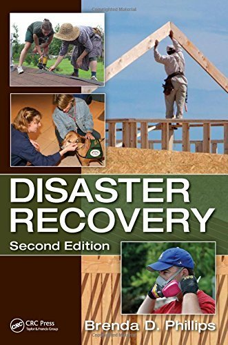 Disaster Recovery, Second Edition by Brenda D. Phillips (2015-10-16)