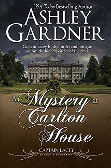 Mystery Carlton Captain Regency Mysteries ebook product image