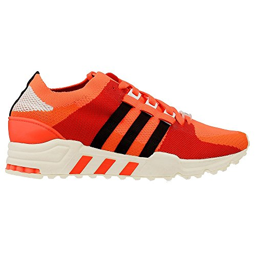 adidas Originals Equipment Support PK Sneaker per Uomo Bianco-nero-arancione