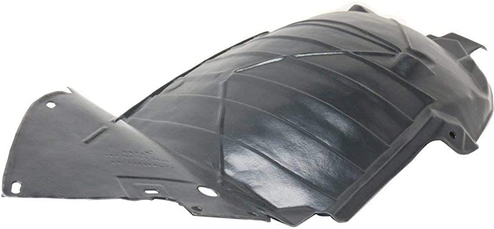 IN1251108 Front Passenger Side Replacement Fender Liner for 05-06 G35
