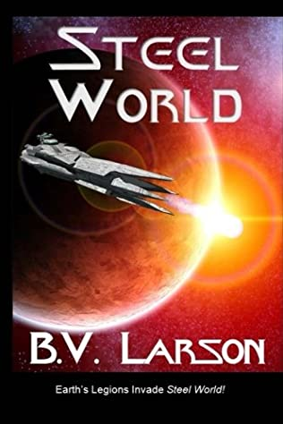 book cover of Steel World