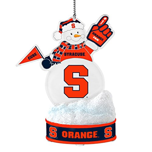 Syracuse University Christmas Ornaments