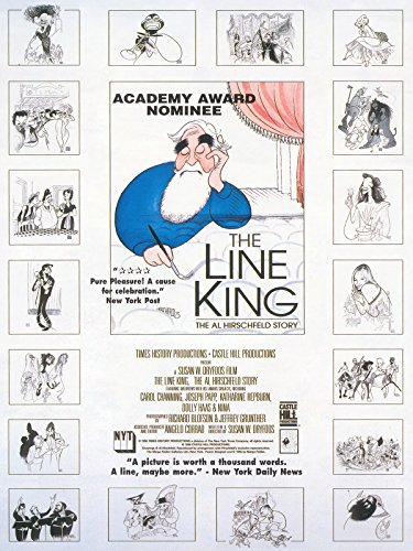 - The Line King: The Al Hirschfeld Story