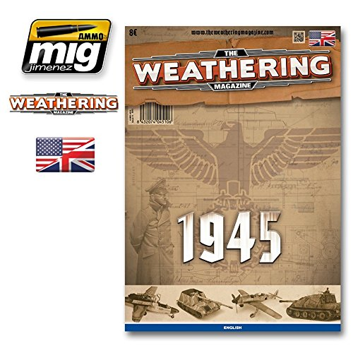Ammo of Mig Jimenez The Weathering Magazine Issue 11 -1945 #4510