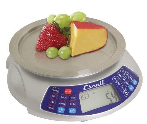 Escali 63N Digital Nutritional Scale