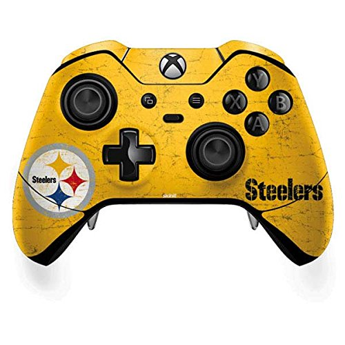 Skinit Pittsburgh Steelers - Alternate Distressed Xbox