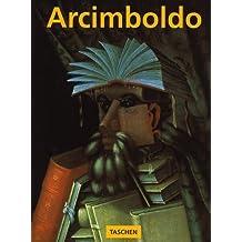 Arcimboldo (Basic Art) by Werner Kriegeskorte (1994-09-01)