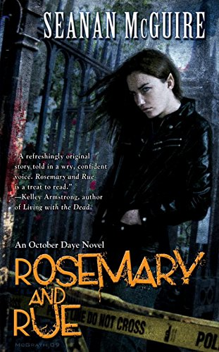 Rosemary and Rue (October Daye)