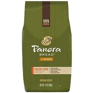 Panera Bread Coffee, Hazelnut Creme, 12 Ounce
