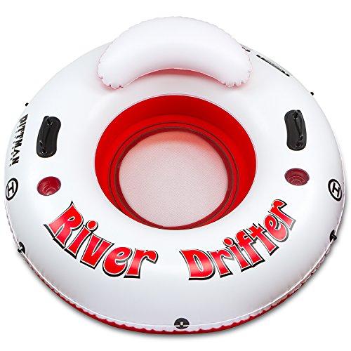 Pittman Outdoors PPI RD1 River Drifter 1-Man Float Tube