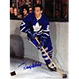 Frank Mahovlich Autographed 8X10 Photograph - Toronto Maple Leafs