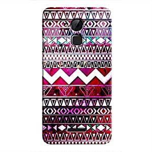 Cover It Up - Pink Pattern Dreams Coolpad Note 3Hard Case