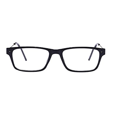 572b5bc376b Xinvision Black Full Frame Myopia Glasses
