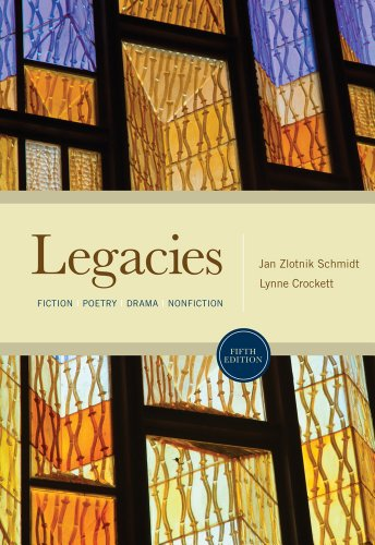 Legacies: Fiction, Poetry, Drama, Nonfiction by Brand: Cengage Learning