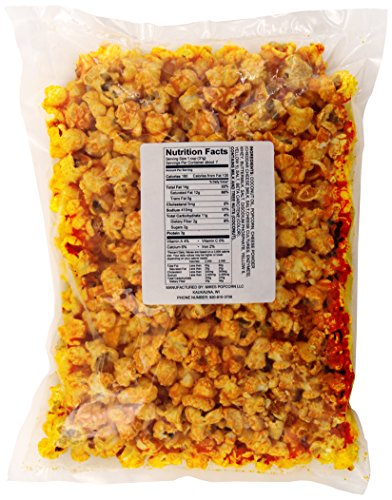 Mike's Popcorn Cheeseliscious Popcorn, 7-Ounce