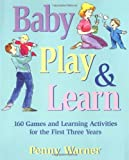 Baby Play and Learn, Penny Warner, 0671316559