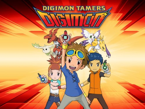 amazon com  digimon tamers  the complete third season