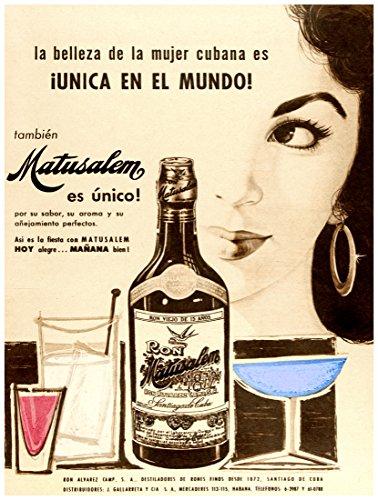 Rum Matusalem - 20