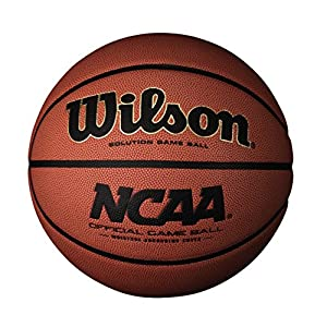 Wilson NCAA Official Game Basketball, Official – 29.5″