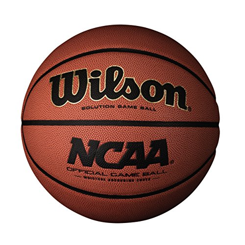 (Wilson NCAA Official Game Basketball, Official -)