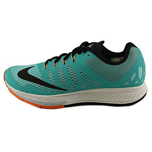Nike Air Zoom Elite 7 Men Us 11 Scarpa Da Basket Blu