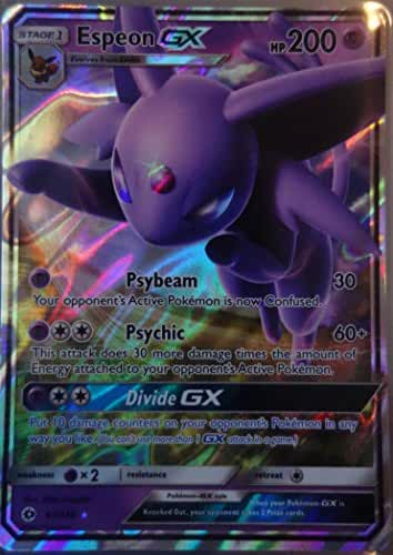 POKEMON, SUN&MOON, ESPEON GX 61/149, MINT, NEW
