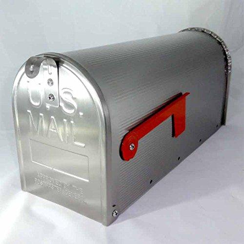 U.S. Mailbox - V2A Edelstahl ROSTFREI - US - Briefkasten - Zeitungsbox