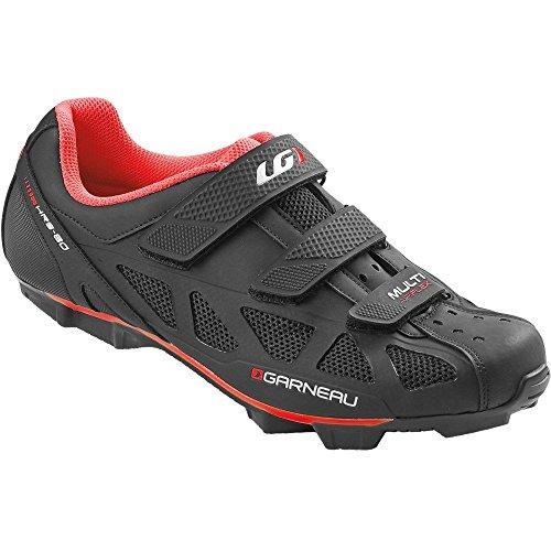 緊張違法検索エンジン最適化(ルイスガーナー) Louis Garneau メンズ 自転車 シューズ?靴 Louis Garneau Multi Air Flex Cycling Shoes [並行輸入品]