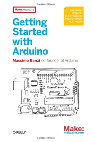 Getting Started with Arduino (Make: Projects): Amazon.es: Massimo ...