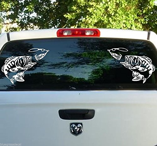 Compare price to bass boat decals for Fishing boat decals
