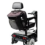 Alimed Scooter and Power Chair Pack Large Sleeve, 16'' x 14-1/2'' x 6'' Black, Nylon, Carrying Handle