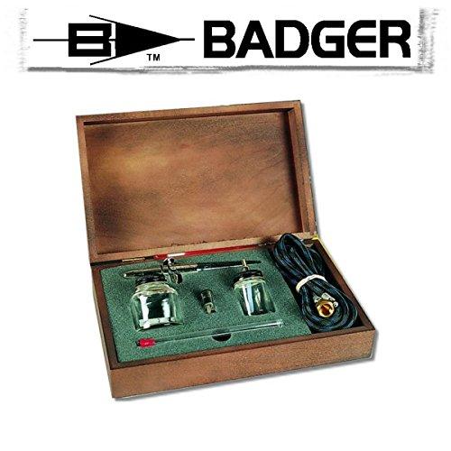 Badger 175Crescendo Set/Wooden Box