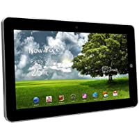 Kocaso M1050 Google Android 4.0 4GB 1.2GHz 1GB DDR3 Ram 4GB Rom1080p HDMI Output 3D Games WiFi Front Camera 10.1 Super Slim Tablet PC (Silver)