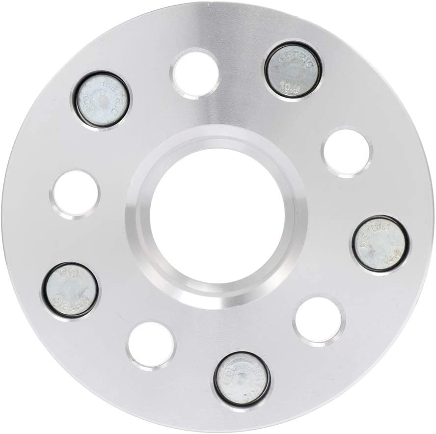 OCPTY 2Pc 1 25mm Thick allow 5x100 Cars to use 5x4.5 5x114.3mm Wheel Adapters 56.1mm CB Bolt On 12x1.25 Hubcentric Wheel Spacers Replacement fit for 2000-2014 Subaru Outback Legacy