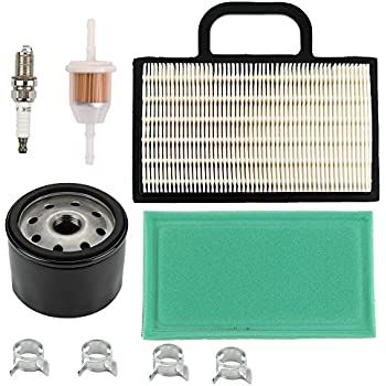 Amazon Com Hilom 698754 273638 Air Filter With Oil Fuel