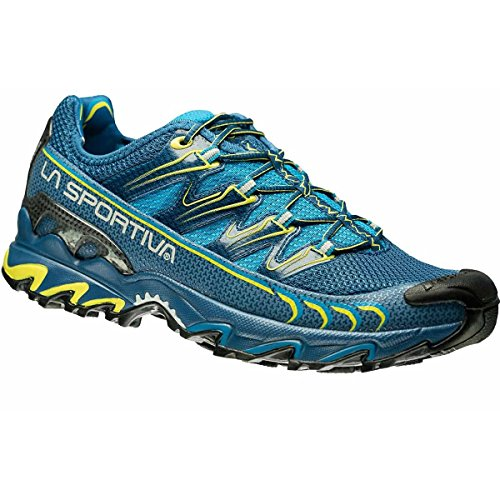 La Sportiva Trekking & Hiking Shoes Ultra Raptor Blue / Sulphur 40