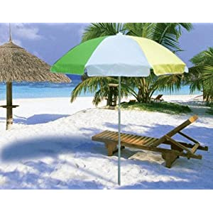 "Summer Sale - Lohasrus Colorful 32"" Umbrella MM40101, perfect accessory for Picnic Table"