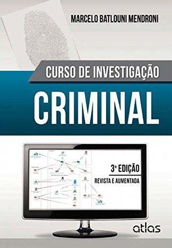 Curso de Investigação Criminal