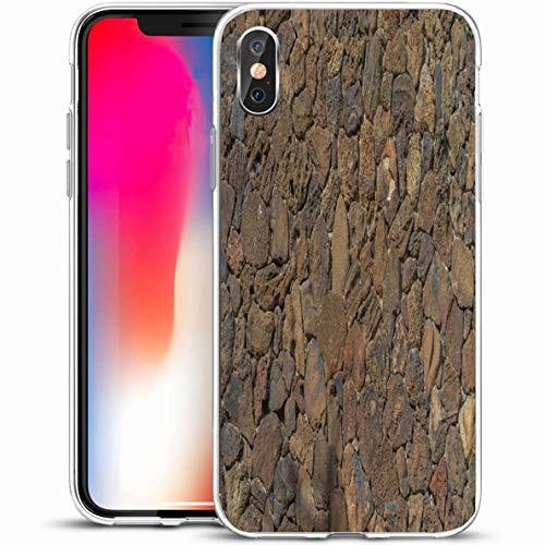 (Ahawoso Slim Protective Phone Case for iPhone X/XS 5.8