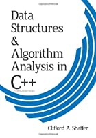 Data Structures and Algorithm Analysis in C++, 3rd Edition Front Cover