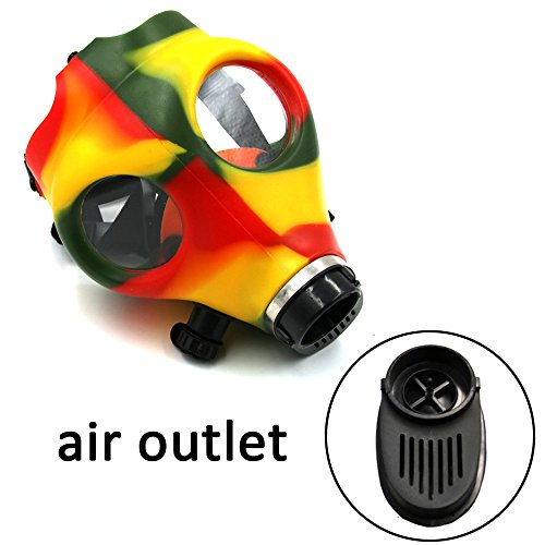 gas mask for smoking - 1