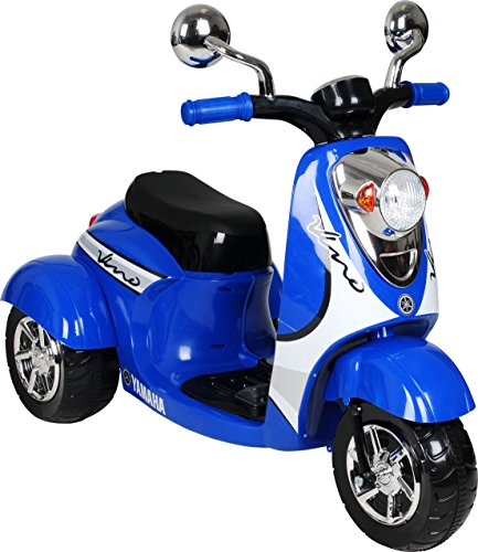 Yamaha Retro 3 Wheel Scooter Battery Powered