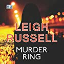 Murder Ring Audiobook by Leigh Russell Narrated by Lucy Price-Lewis