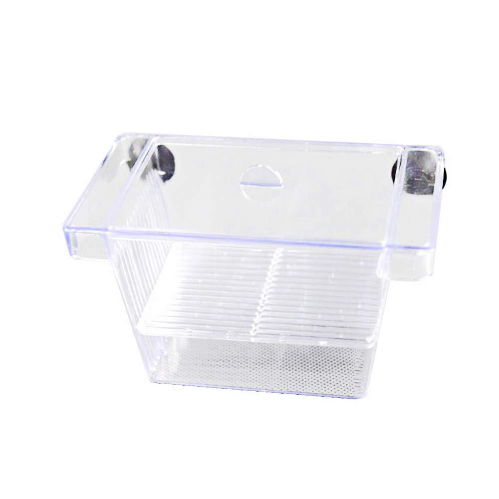 Godagoda Aquarium Fish Breeder Box Hatching Incubator Isolation Box 1pcs