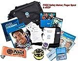 PADI Deluxe Divemaster Crew-Pak Scuba Diving Certification & Gift